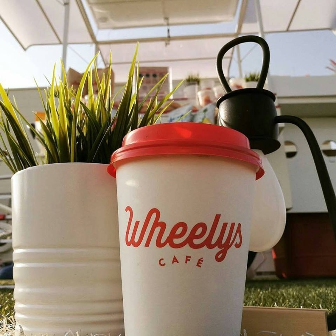 Wheelys Cafe Lisboa