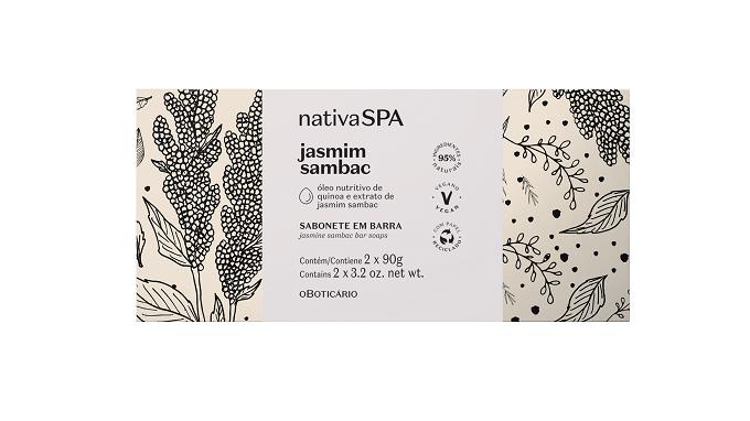Nativa Spa Jasmim Sambac