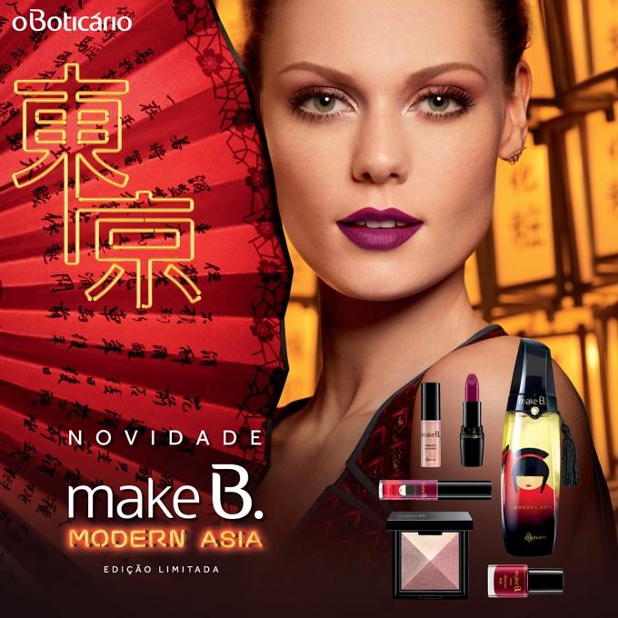 Make B. Modern Asia by O Boticário