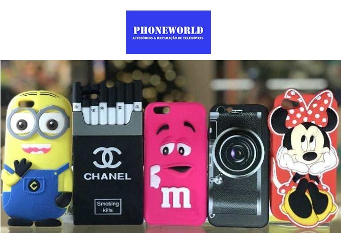 Sugestões Phoneworld