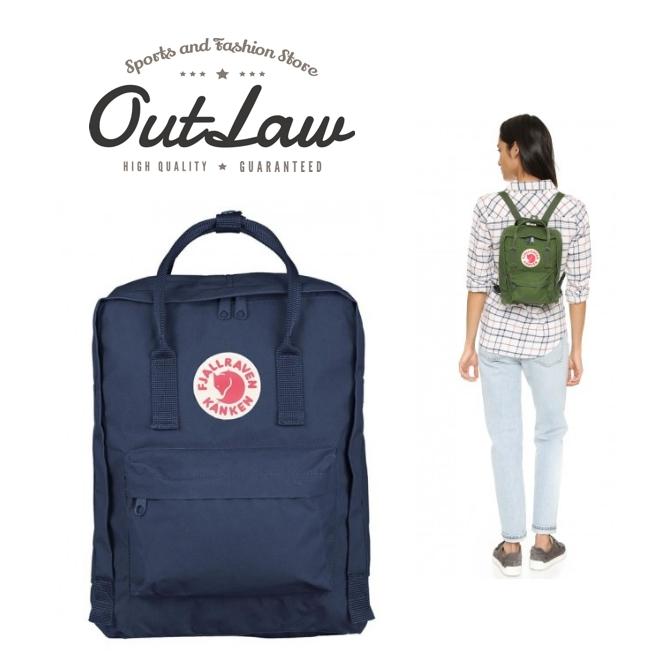 Novas mochilas na Outlaw