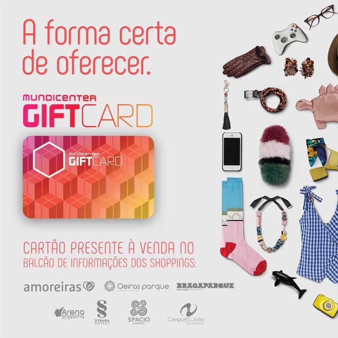 Mundicenter Gift Card