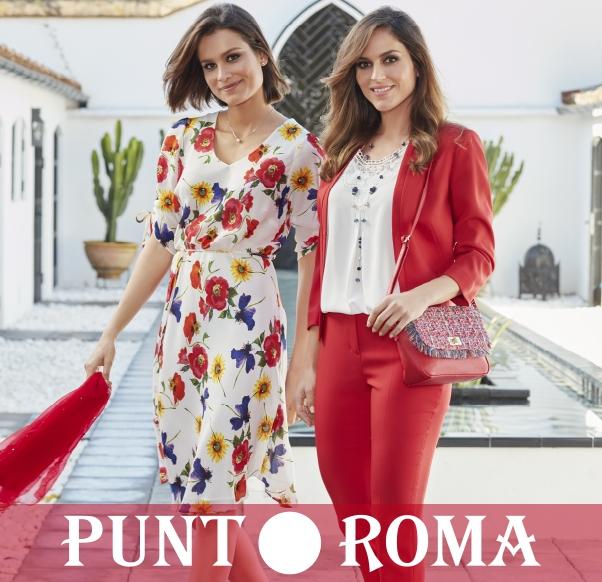 Nova coleção Punt Roma