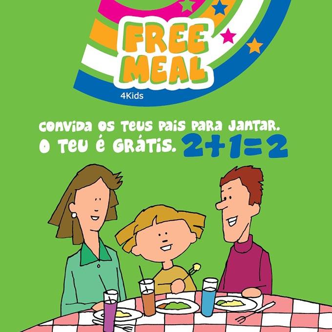 Free Meal 4 Kids