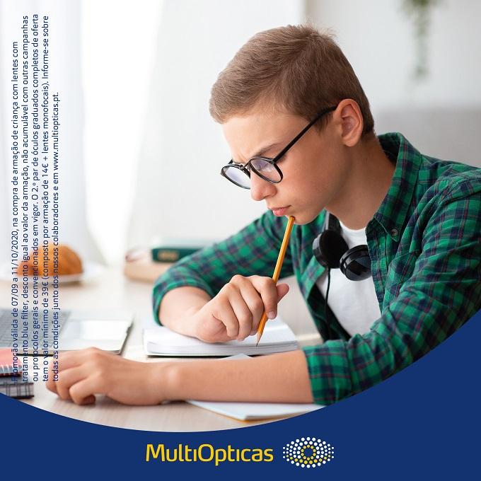 Multiopticas: Regresso às aulas
