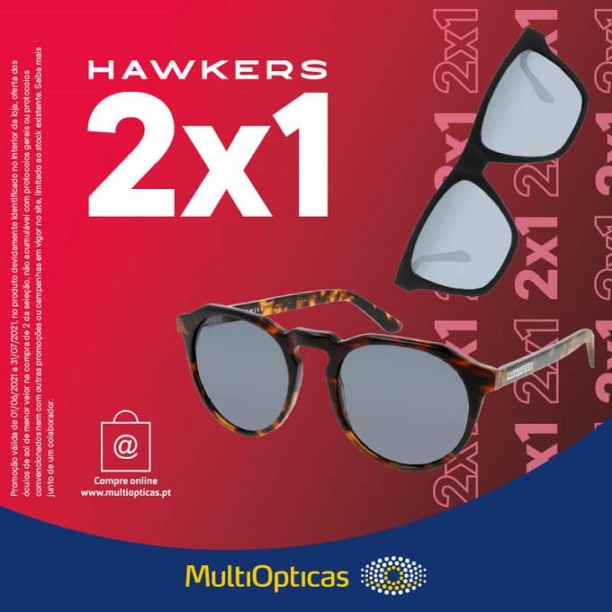 Óculos de sol Hawkers