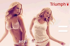Body make-up Triumph